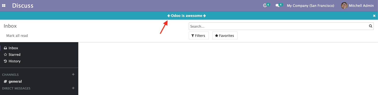Odoo 14开发者指南第十六章 Odoo Web Library (OWL)