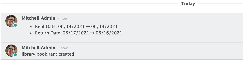 Odoo 14开发者指南第二十三章 在Odoo中管理email